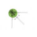 Тензорезисторы KFG-10-120-D17