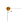 Тензорезисторы KFG-5-350-D16