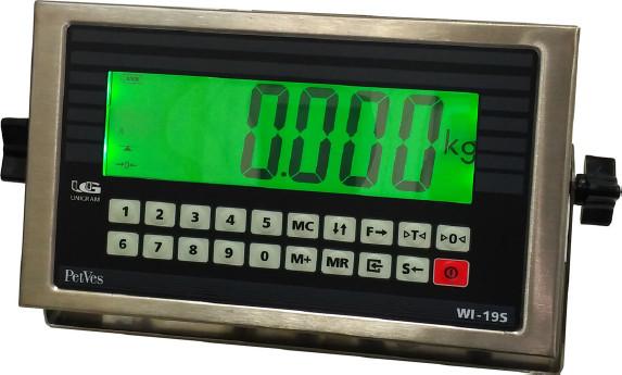 Электронный индикатор WI-19S